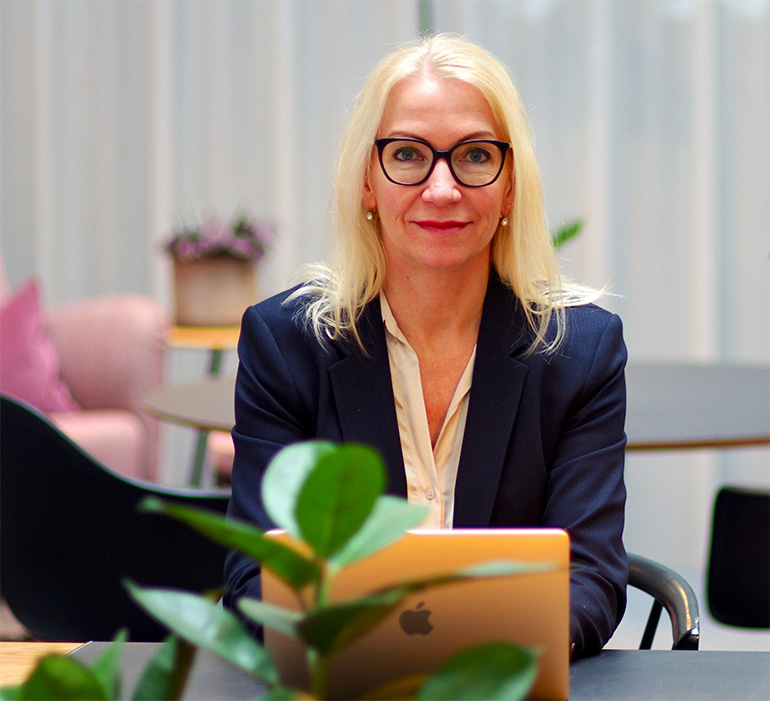 Pia Åström, HR-konsult